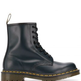 Dr. Martens lace-up ankle boots - Blue