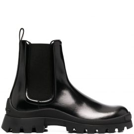 Dsquared2 chunky sole Chelsea boots - Black