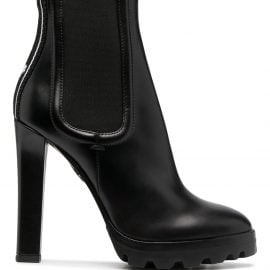 Dsquared2 heeled Chelsea boots - Black