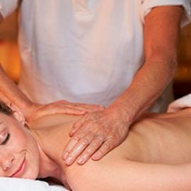 Dual Treatments, Champagne and Afternoon Tea for Two at The Belfry