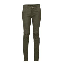 ELLESD - Flora Biker Stretch Pants In Vintage Grey
