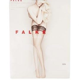 Falke - Invisible Deluxe 8 Hold-ups - Womens - Black