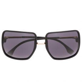 Fendi Eyewear dark tinted sunglasses - Black