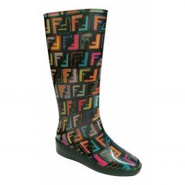 Fendi Wellington boots