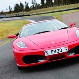 Ferrari Driving in Scotland
