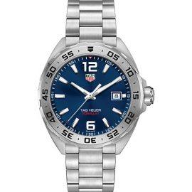 Formula 1 41MM Stainless Steel Quartz Tachymeter Bracelet Watch