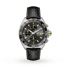 Formula 1 Senna Calibre 16 44mm Mens Watch