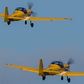 Friday or Saturday Slingsby Firefly Top Gun Air Combat