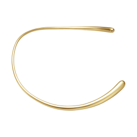 Georg Jensen Mercy 18ct Yellow Gold Neckring