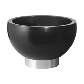 Georg Jensen SGJ Stainless Steel Ash Large Bowl