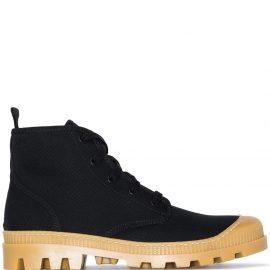 Gia Couture x Pernille Teisbaek Perni 09 hiking boots - Black