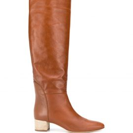 Giuseppe Zanotti 50mm Clelia knee-high boots - Black