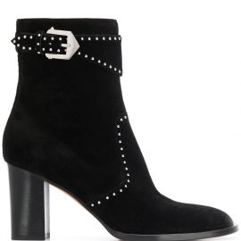 Givenchy Elegant ankle boots - Black