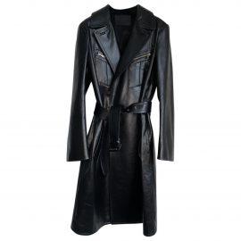 Givenchy Leather coat