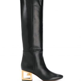 Givenchy g heel boots - Black
