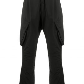 Givenchy tapered cargo trousers - Black