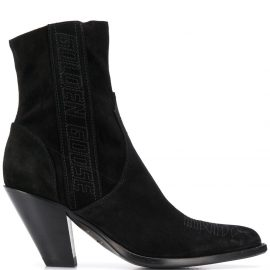 Golden Goose Nora ankle boots - Black