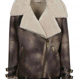 Golden Goose Shearling Chelsey Over Jacket