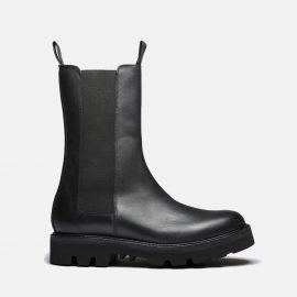 Grenson Albie Chelsea Boot - Black
