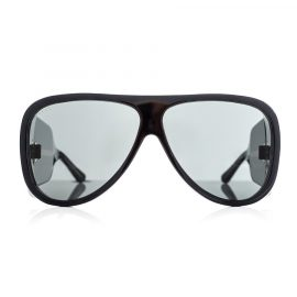 Gucci Black Oversized Sunglasses - Size One Size
