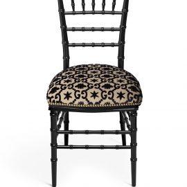 Gucci Chiavari chair - Black