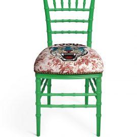 Gucci Chiavari chair - Green