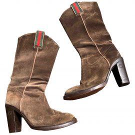 Gucci Cowboy boots