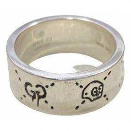 Gucci Icon silver ring