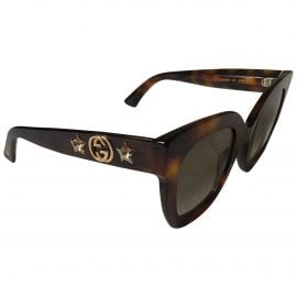 Gucci N Brown Sunglasses for Women