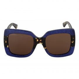 Gucci N Navy Sunglasses for Women