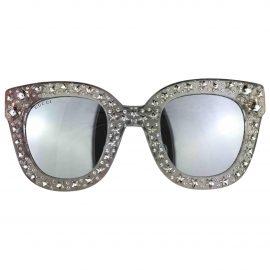 Gucci N Silver Sunglasses for Women