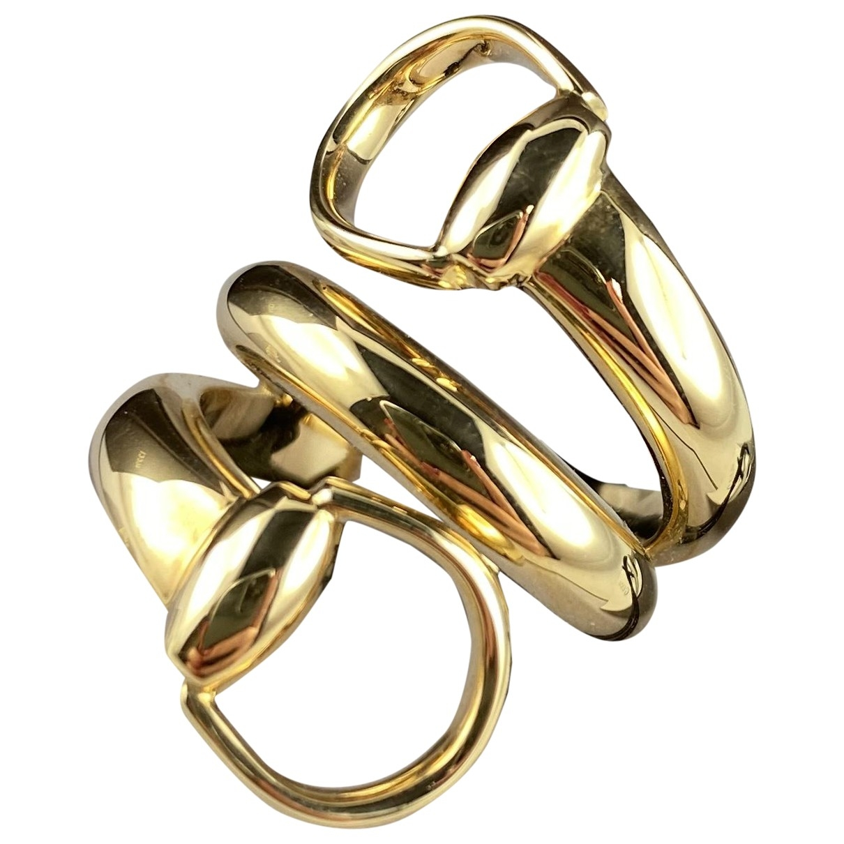Gucci N Yellow Yellow gold Ring for Women