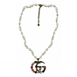 Gucci Pearls long necklace