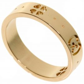 Gucci Pink gold ring