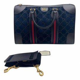 Gucci Velvet travel bag