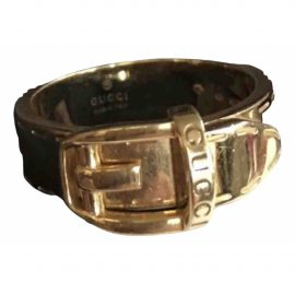 Gucci Yellow gold ring