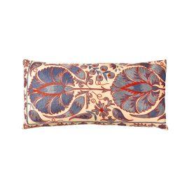 HERITAGE Geneve - Babylon Cedar Suzani Ikat Double Sided Heritage Design Cushion