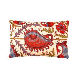 HERITAGE Geneve - Hagia Sophia Isidore Suzani Ikat Double Sided Heritage Design Cushion
