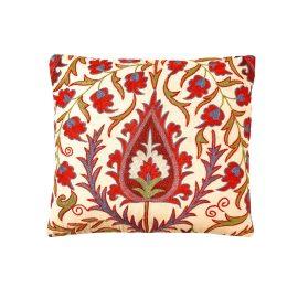 HERITAGE Geneve - Hagia Sophia Istanbul Suzani Ikat Double Sided Heritage Cushion