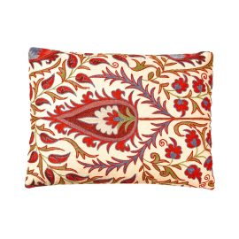 HERITAGE Geneve - Hagia Sophia Sultanahmet Suzani Ikat Double Sided Heritage Design Cushion