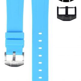 HORUS WATCH STRAPS 20mm Sport Miami Blue watch strap