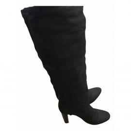 Hermès Cloth riding boots