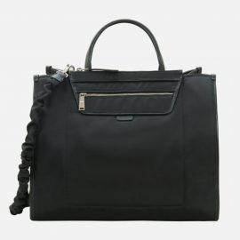 Hogan Black Large Shopping Bag