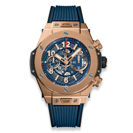 Hublot Big Bang UNICO King Gold Blue 411.OX.5189.RX 45mm
