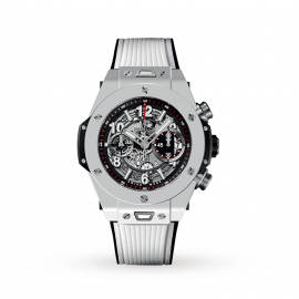 Hublot Big Bang Unico White Ceramic Automatic 42mm
