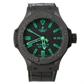 Hublot Black Ceramic Big Bang King 301.CI.1190.GR.ABG11 Men's Wristwatch 44 mm