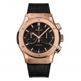 Hublot Classic Fusion King Gold Automatic Chronograph Watch