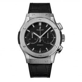 Hublot Classic Fusion Titanium Automatic Chronograph Watch