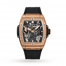 Hublot Horloge Spirit of Big Bang Meca-010 King Gold 45mm 614.OX.1180.RX
