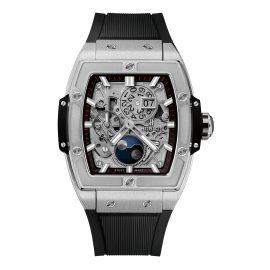 Hublot Spirit Of Big Bang Moonphase Titanium Automatic Watch
